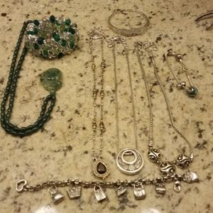 Brighton Jewelry and a couple other pieces